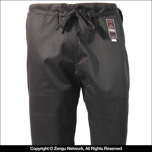 Fuji Separate BJJ Pants (Black)